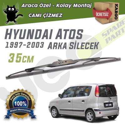 Hyundai Atos Arka Silecek 1997-2003 YEO WipeRear