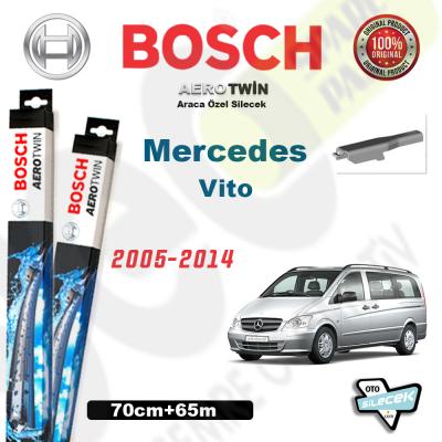 Mercedes Vito Silecek Takımı Bosch Aerotwin 2005-2014