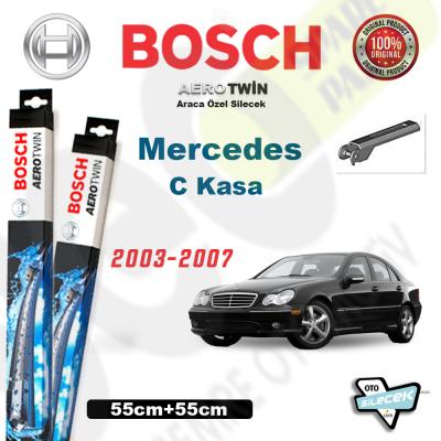 Mercedes C Kasa Bosch Aerotwin Silecek Takımı 2003-2007