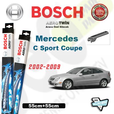 Mercedes C Sportcoupe Bosch Aerotwin Silecek Takımı 2002-2009