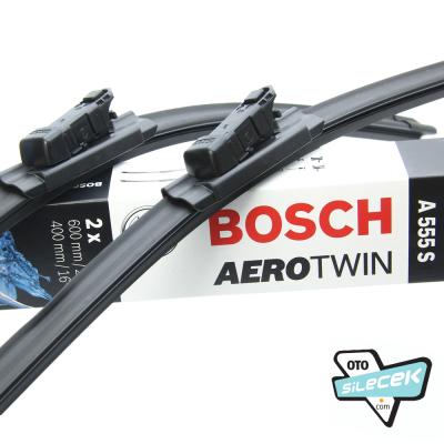 Skoda Rapid Bosch Aerotwin Silecek Takımı 2013->
