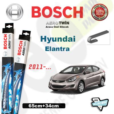 Hyundai Elantra Bosch Silecek Takımı 2011->