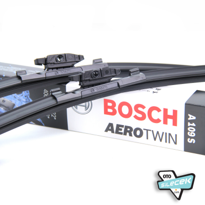 Dacia Lodgy Bosch Aerotwin Silecek Takımı 2015->