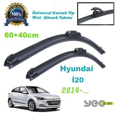 Hyundai i20 YEO Universal Muz Silecek Takımı 2014->