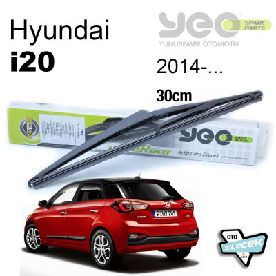 Hyundai i20 Arka Silecek 2014-..