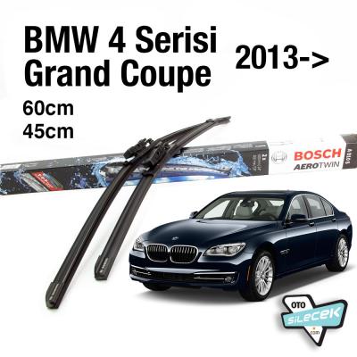 BMW 4 Serisi Gran Coupe Bosch Silecek Takımı 2014-..