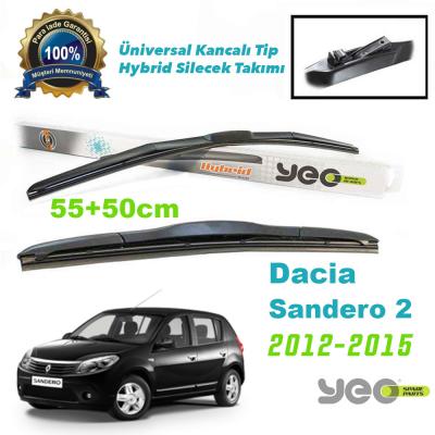 Dacia Sandero 2 Hybrid Silecek Takımı YEO 2012-2015