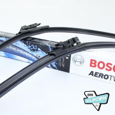 Citroen C5 Bosch Aerotwin Silecek Takımı 2008->