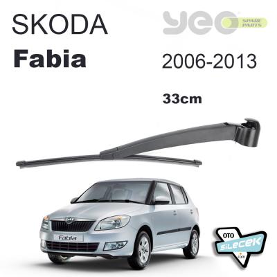 Skoda Fabia Arka Silecek Kolu Set 2006-2013