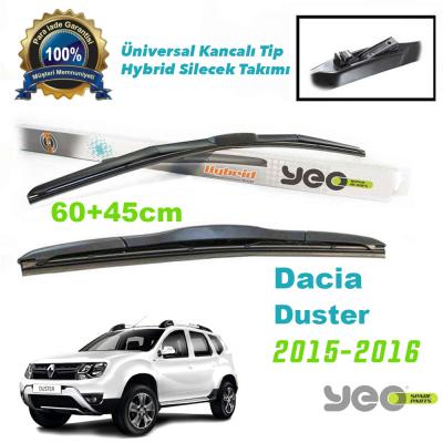 Dacia Duster Hybrid Silecek Takımı YEO 2015-2016