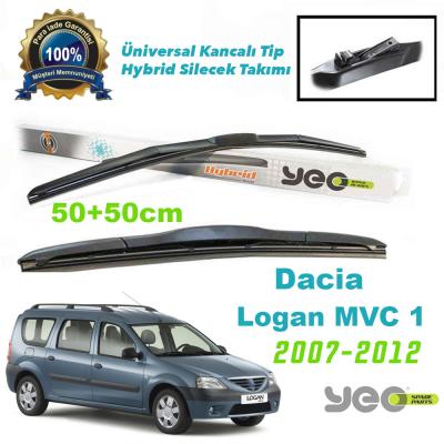 Dacia Logan MCV 1 Hybrid Silecek Takımı YEO 2007-2012