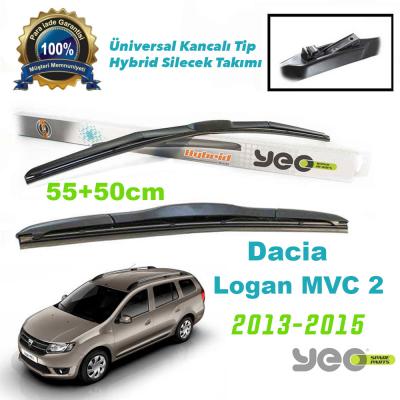 Dacia Logan MCV 2 Hybrid Silecek Takımı YEO 2013-2015