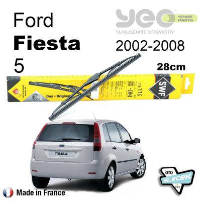 Ford Fiesta 5 Arka Silecek SWF 2002-2008