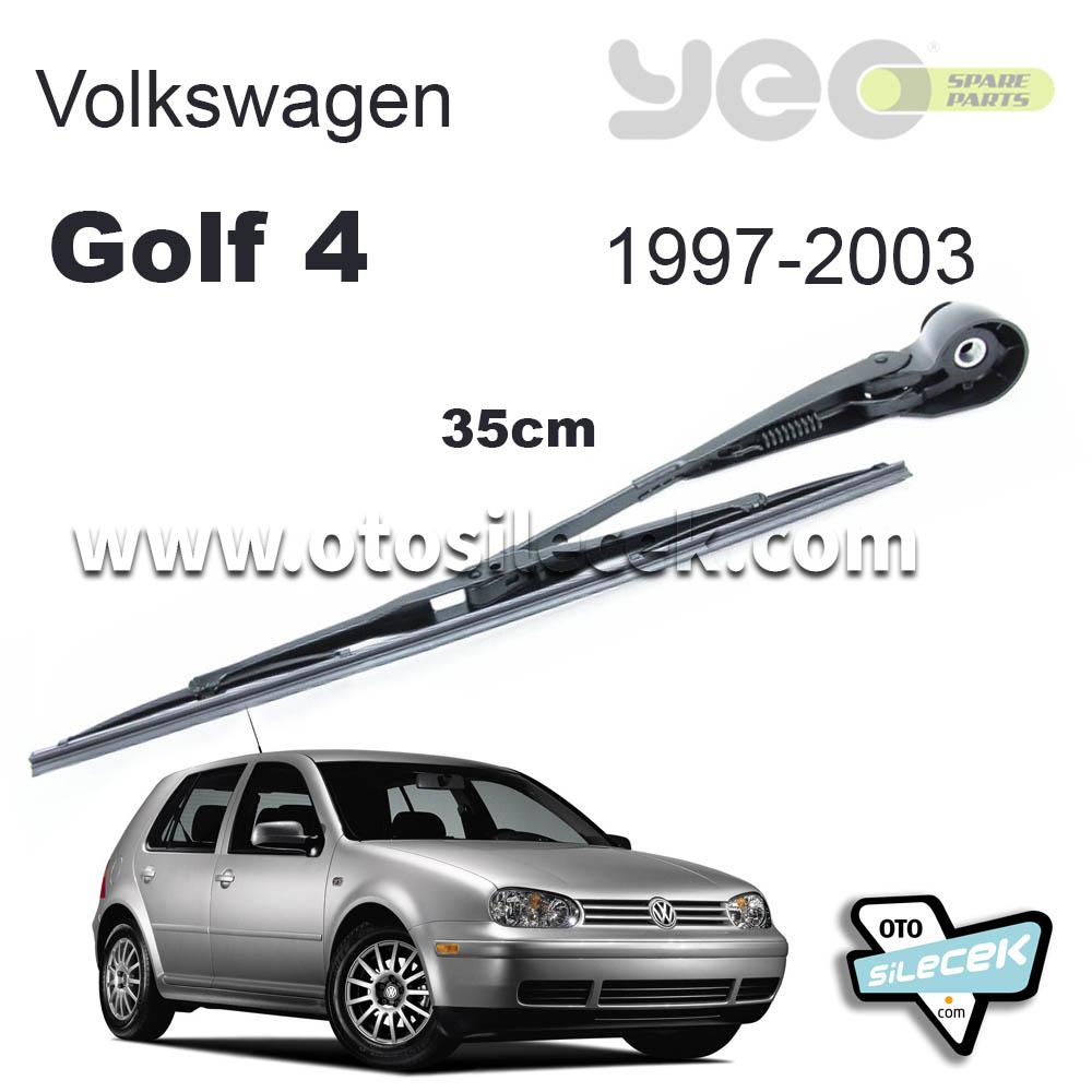 Vw Golf 4 Arka Silecek Kolu Ve Supurgesi Yeo Wiperear 1997 2003 Otosilecek Com