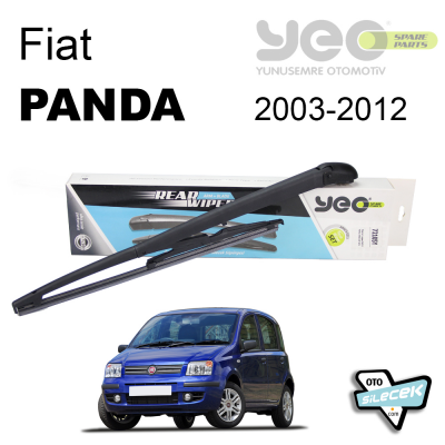 Fiat Panda [169] YEO Arka Silecek Kolu ve Süpürgesi 2003-2012