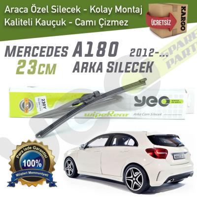 Mercedes A180 Arka Silecek 2012-..