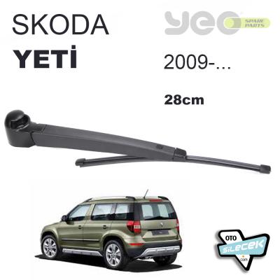 Skoda Yeti Arka Silecek Kolu Set 2009-..