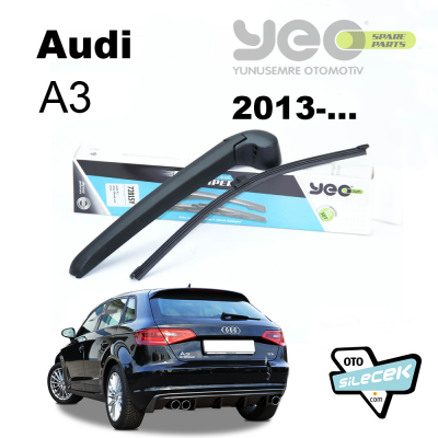 Audi A3 Arka Silecek Kolu ve Süpürgesi 2013-..