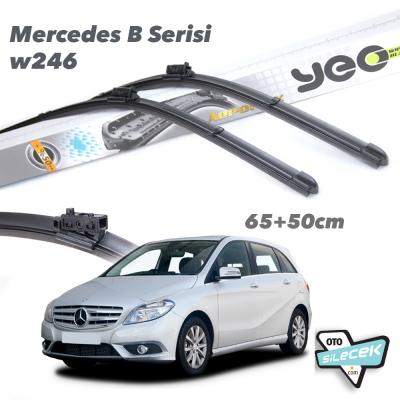 Mercedes B Serisi W246 YEO Ön Silecek Takımı 2015->
