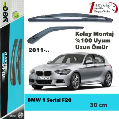 BMW 1 Serisi (F20) YEO Arka Silecek Kolu ve Süpürgesi 2011->
