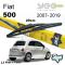 Fiat 500 Arka Silecek SWF 2007->