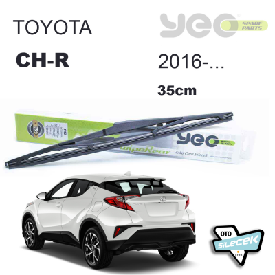 Toyota CH-R Arka Silecek 2016-..