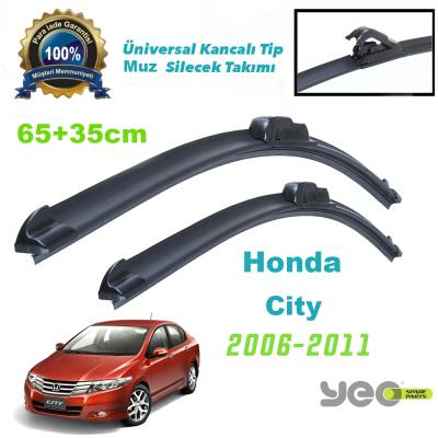 Honda City YEO Universal Muz Ön Silecek Takımı 2006-2011