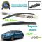 Toyota Auris Hybrid Silecek Takımı YEO 2012-..