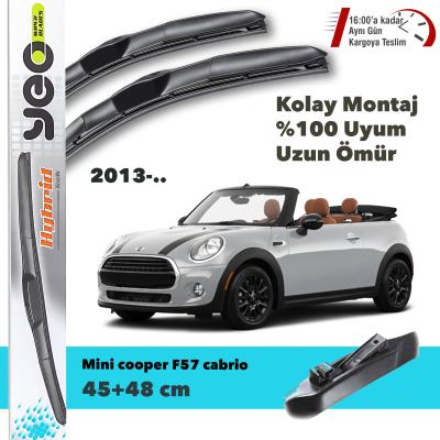 Mini Cooper F57 Hybrid Silecek Takımı YEO 2014->