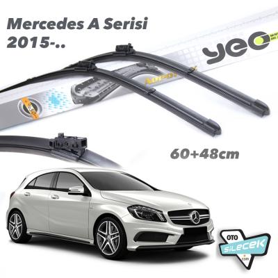 Mercedes A Serisi Ön Silecek Takımı 2015-.. W176