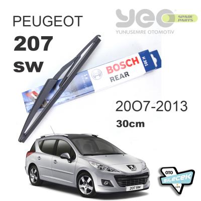 Peugeot 207 SW Bosch Rear Arka Silecek