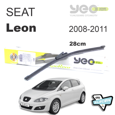 Seat Leon Arka Silecek 2009-2012 YEO Wiperear