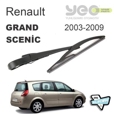 Renault Grand Scenic Arka Silecek Kolu Set 2003-2009