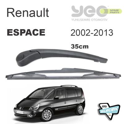 Renault Espace Arka Silecek Kolu Set 2002-2013