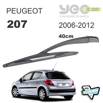 Peugeot 207 Arka Silecek Kolu Set 2006-2012