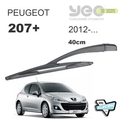 Peugeot 207+ Arka Silecek Kolu 2006-2012