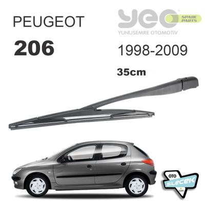 Peugeot 206 Arka Silecek Kolu 1998-2009