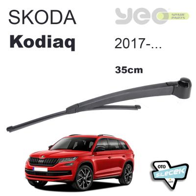 Skoda Kodiak Arka Silecek ve Kolu 2017-..