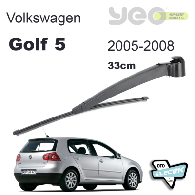 VW Golf 5 Arka Silecek Ve Kolu 2005-2008