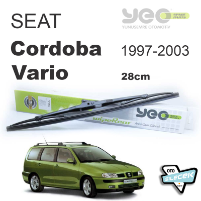 Seat Cordoba Vario Arka Silecek 1997-2003