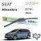 Seat Alhambra Arka Silecek 2012-..