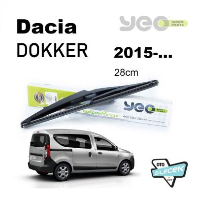 Dacia Dokker Arka Silecek 2015-..