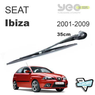 Seat İbiza 6K1 Arka Silecek Kolu ve Süpürgesi 1993-2006