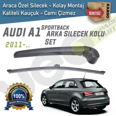 Audi A1 Sportback Arka Silecek Kolu 2011-..