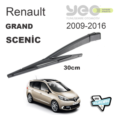Renault Grand Scenic Arka Silecek Kolu 2009-2016