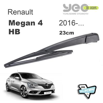 Renault Megane 4 HB Arka Silecek Kolu Set 2016-..