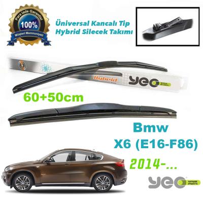 BMW X6 (F16;F86) Hybrid Silecek Takımı YEO 2014-..