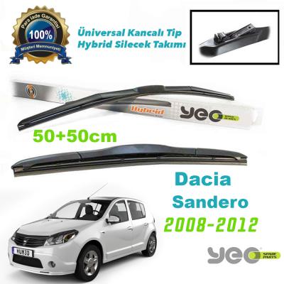 Dacia Sandero Hybrid Silecek Takımı YEO 2008-2012