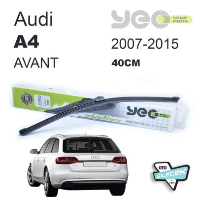 Audi A4 Avant Arka Silecek 2007-2015 YEO WipeRear 40cm