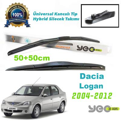 Dacia Logan Hybrid Silecek Takımı YEO 2004-2012